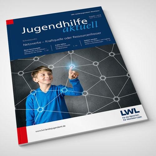 Jugendhilfe-aktuell 1.2018: Netzwerke - Kraftquelle oder Ressourcenfresser