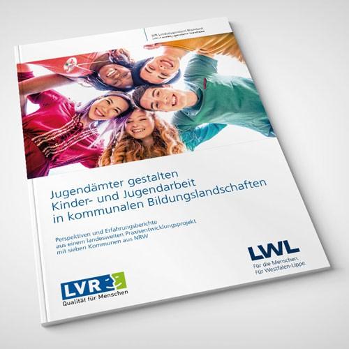 Umschlag von Jugendämter gestalten Kinder- und Jugendarbeit in kommunalen Bildungslandschaften