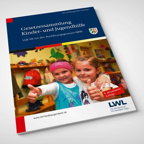 Gesetzessammlung Kinder- und Jugendhilfe NRW