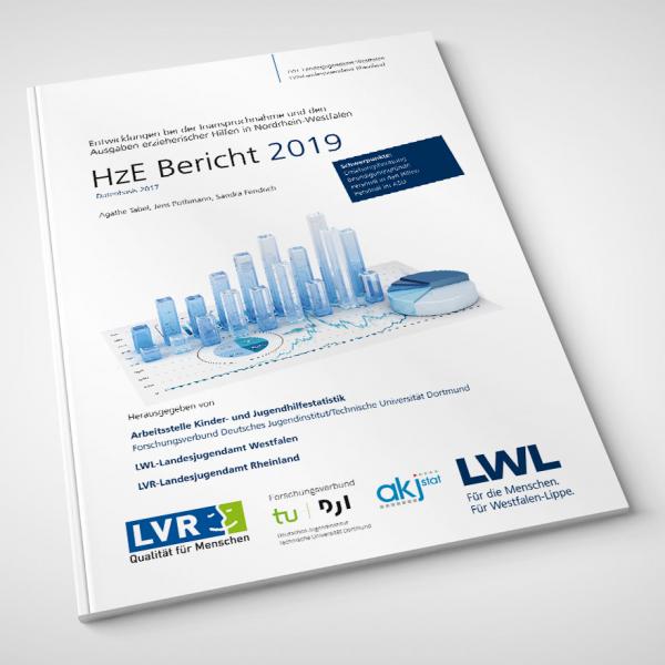 Hilfen zur Erziehung Bericht für 2019 Inanspruchnahme und Ausgaben bei den Erziehungshilfen in NRW