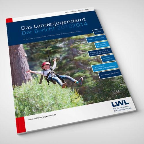 Der Bericht 2010-2014: Geschäftsbericht des LWL-Landesjugendamtes Westfalen